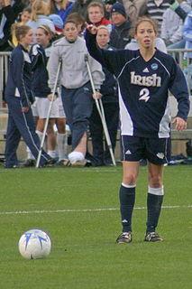 Kerri Hanks Association footballer