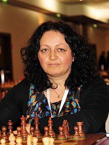 Ketino Kachiani-Gersinska 2013