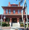 Key West FL HD old po and customshouse sq pano01.jpg