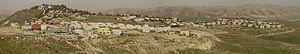 Kfar Adumim - Image: Kfar Adumim 01