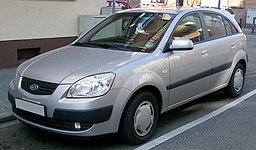 Kia Rio front 20080224