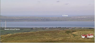 Kilkee from Kerry