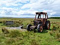 Kilvaxter tractor - geograph.org.uk - 926578.jpg