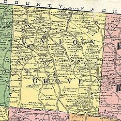 Williamsburgh, North Carolina - Wikipedia