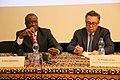 Kinshasa, RD Congo- Le gynécologue de l'hôpital de Panzi à Bukavu (Sud-Kivu) docteur Denis Mukwege était hier mardi 15 mars à Kinshasa, invité par le directeur de l'Institut français pour une conférence (25737057081).jpg