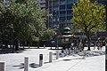 Kiosko en explanada de Intendencia Municipal de Montevideo IMM - panoramio.jpg