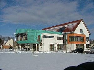 Kirchdorf an der Iller - Town hall of Kirchdorf an der Iller (2009)