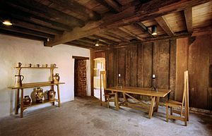 Kirkham House - Image: Kirkham dining
