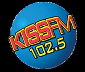 KZII-FM - Image: Kisslogo