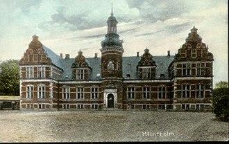 Klintholm Manor - Klintholm: the new manor house