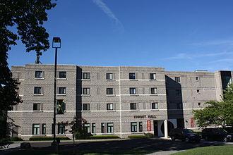Arcadia University, Pennsylvania - Knight Hall