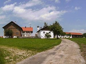 Marktoberdorf - Image: Kohlhunden, dorpszicht 2009 06 05 12.39