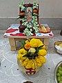 Kojagari Lakshmi Puja Arrangement - Bengali Brahman Family - Howrah 20171005173536.jpg