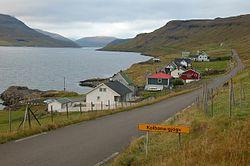 Kolbanargjógv, Faroe Islands.JPG