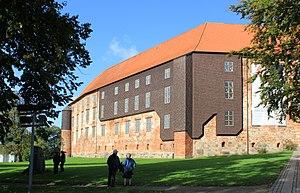 Koldinghus - Image: Koldinghus Old castle in Kolding Denmark 006