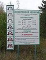 Koněpruské jeskyně, informační tabule (01).jpg