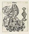 Koningin van Seba (Regina) Saba (titel op object) Liber Chronicarum (serietitel), RP-P-2016-49-25-4.jpg