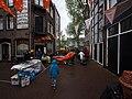 Koningsdag in Amsterdam, Slootstraat foto 1.JPG