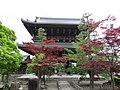 Konkai-Komyoji Main Gate 001.jpg
