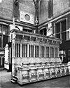 koorgestoelte van grote kerk te dordrecht. - amsterdam - 20011226 - rce