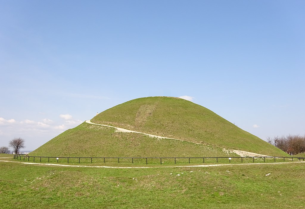 Tumulus ou tertre de Krakus à Cracovie - Photo de Mach240390