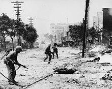 Korean War - Wikipedia