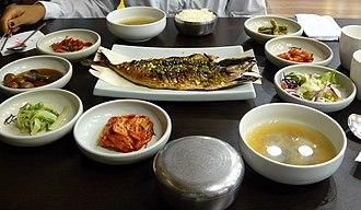 Gui (food) - Godeungeo gui