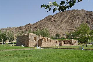 County in Kerman, Iran