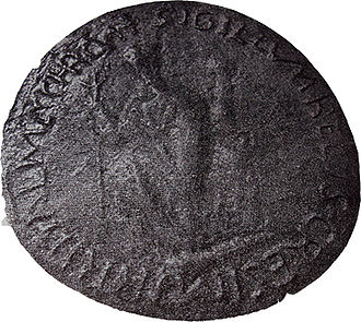 Ban of Croatia - Image: Kresimir's seal