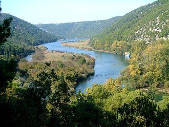 Krka (Croatia) - Krka River