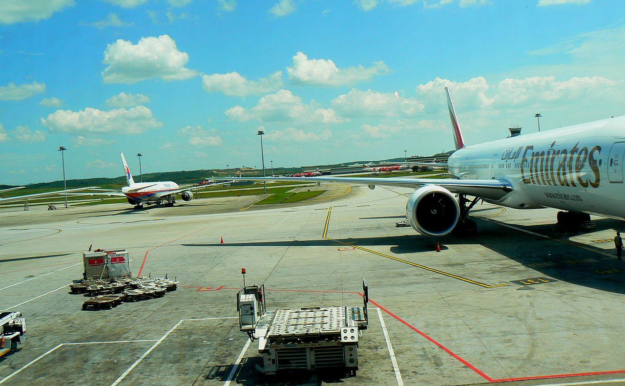 Kuala Lumpur International Airport - Wikipedia