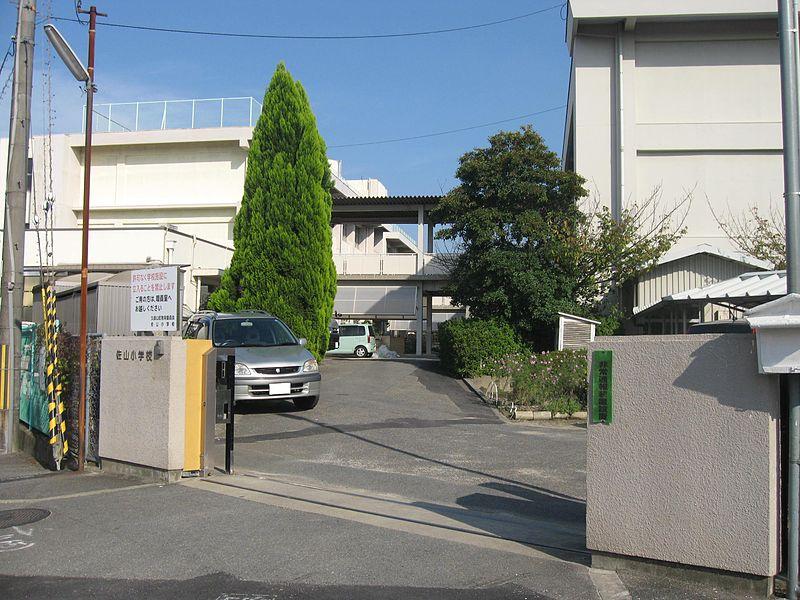 File:Kumiyama-town Sayama elementary school 01.jpg