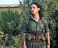 Kurdish PKK Guerilla (28522278715).jpg