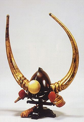 Kuroda Nagamasa - Kuroda Nagamasa's Kabuto