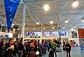 Kuusamo Airport check-in 2017-11-27.jpg