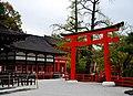 Kyoto Shimogamo-jinja Torii 2.jpg