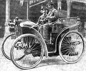 L'Éclair (automobile)