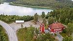 Løkken kirke, Bjørnlivatnet (bilde02) (21. juli 2018).jpg