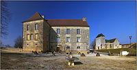 LAVERCANTIERE (Lot) - Château et Eglise.jpg