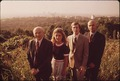 LEADING AIR POLLUTION FIGHTERS DR. A.H. RUSSAKOFF (LEFT). MS CAMERON MCDONALD, DR. GEORGE HARDY, AND DR. BEN V.... - NARA - 545475.tif