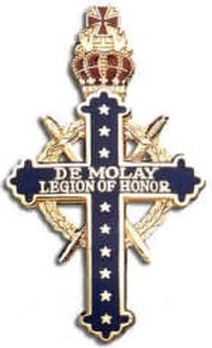 DeMolay International - Image: LOH Jewel