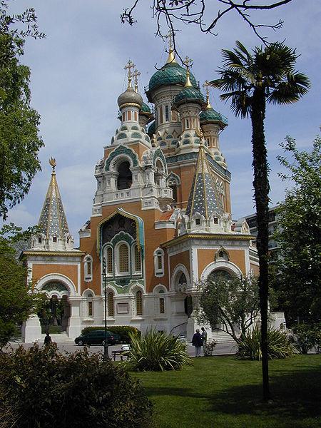 File:La Cathedrale Orthodoxe Russe Saint-Nicolas 2.jpg