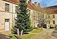 La Roche-Morey. Ancien monastère Saint Servule. 2014-03-11.JPG