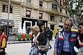 La alcaldesa acude al edificio derrumbado en Chamberí para ver la labor de rescate de las víctimas 07.jpg