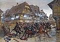 La charge des cuirassiers d'E. Detaille (musée de la bataille du 6 août 1870, Woerth) (35987439962).jpg