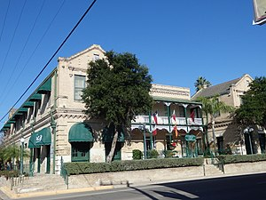 National Register of Historic Places listings in Starr County, Texas - Image: Laborde house