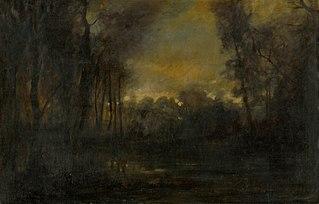 Swampy Landscape