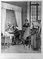 Laennec and the use of the stethoscope at the Hospital Necker Wellcome L0007797.jpg