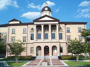 Columbia County Courthouse (Florida) - Columbia County Courthouse