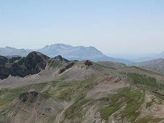 Lakmos - Lakmos mountain